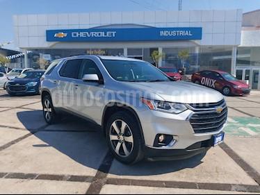 Chevrolet Traverse LT 8 Pasajeros usado (2019) color Plata Brillante precio $720,000