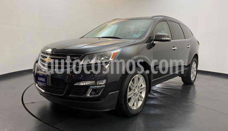 Chevrolet Traverse LT 7 Pasajeros usado (2014) color Gris precio $302,999
