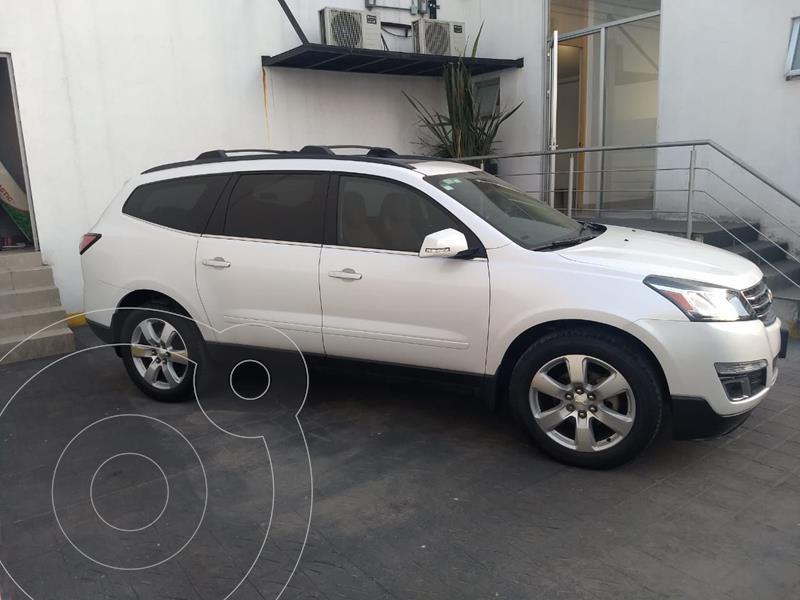 Chevrolet Traverse LT 7 Pasajeros usado (2016) color Blanco precio $315,000