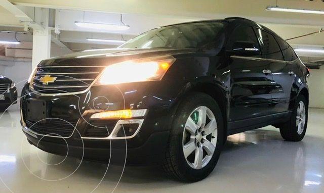 Foto Chevrolet Traverse LT 7 Pasajeros usado (2016) color Negro precio $349,100