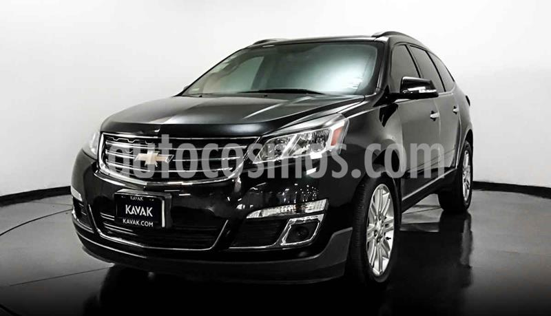 Chevrolet Traverse LT 7 Pasajeros usado (2014) color Negro precio $262,999
