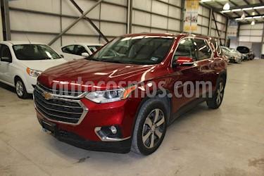 Chevrolet Traverse LT 7 Pasajeros usado (2019) color Rojo precio $499,900