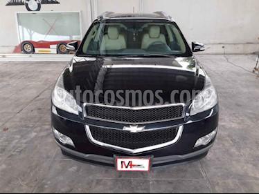 Chevrolet Traverse Paq B usado (2012) color Gris precio $175,000