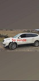 Chevrolet Traverse LT 7 Pasajeros usado (2014) color Blanco Diamante precio $269,000