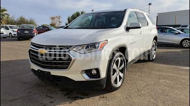 Chevrolet Traverse LT 7 Pasajeros usado (2019) color Blanco precio $629,800