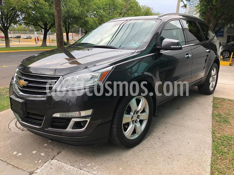 Chevrolet Traverse LT V6/3.6 AUT 7/PAS usado (2016) color Gris Oscuro precio $339,000