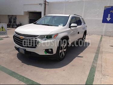 Chevrolet Traverse LT 8 Pasajeros nuevo color Blanco precio $854,100