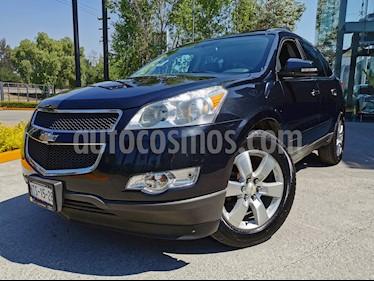 Chevrolet Traverse LT usado (2012) color Negro precio $180,000