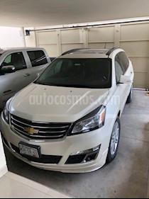 Chevrolet Traverse Paq B usado (2014) color Blanco precio $260,000