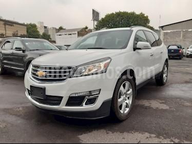 Chevrolet Traverse LT usado (2017) color Blanco precio $378,000