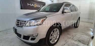 Chevrolet Traverse LT usado (2015) color Plata precio $335,000