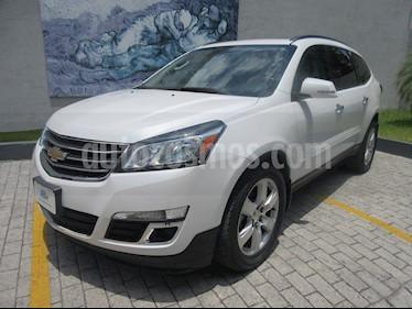 Chevrolet Traverse LT 7 Pasajeros usado (2016) color Blanco precio $349,000