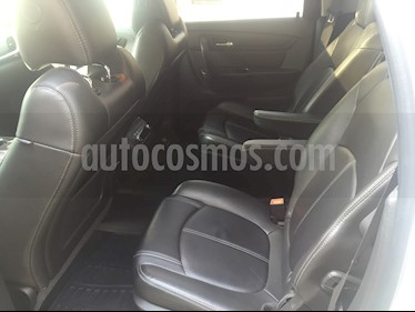 Chevrolet Traverse Paq B usado (2015) color Blanco precio $322,000