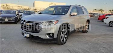 Chevrolet Traverse 5p LT V6/3.6 Aut 7/Pas usado (2019) color Plata precio $574,900