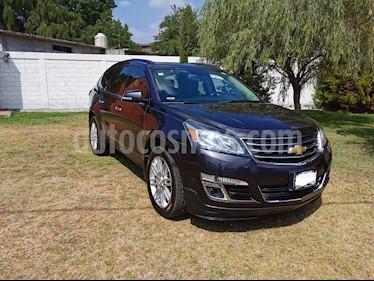 Chevrolet Traverse LT usado (2015) color Gris Oxford precio $281,000