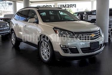 Chevrolet Traverse LT 7 Pasajeros usado (2015) color Marron precio $295,000