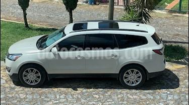 Chevrolet Traverse LT usado (2014) color Blanco precio $270,000
