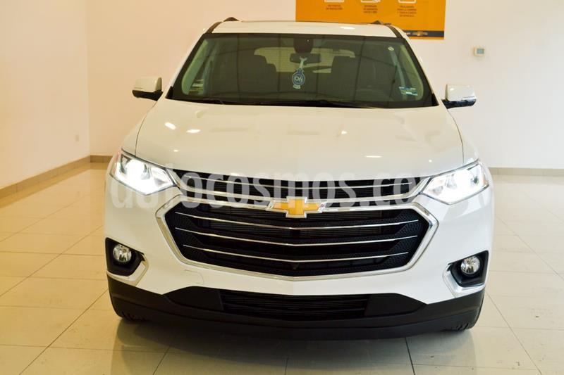 Chevrolet Traverse LT 7 Pasajeros usado (2020) color Blanco precio $744,000