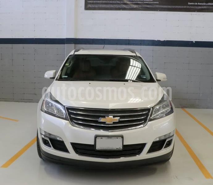 Chevrolet Traverse LT 8 Pasajeros usado (2013) color Blanco precio $223,000