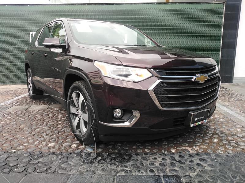 Foto Chevrolet Traverse LT 7 Pasajeros usado (2019) color Rojo Tinto financiado en mensualidades(mensualidades desde $12,488)
