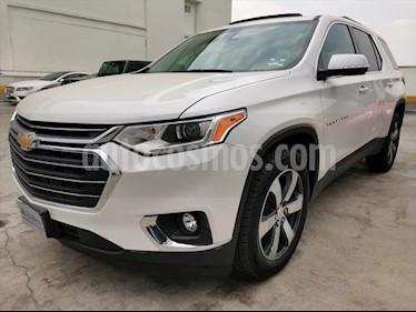 Chevrolet Traverse LT usado (2018) color Blanco precio $568,000