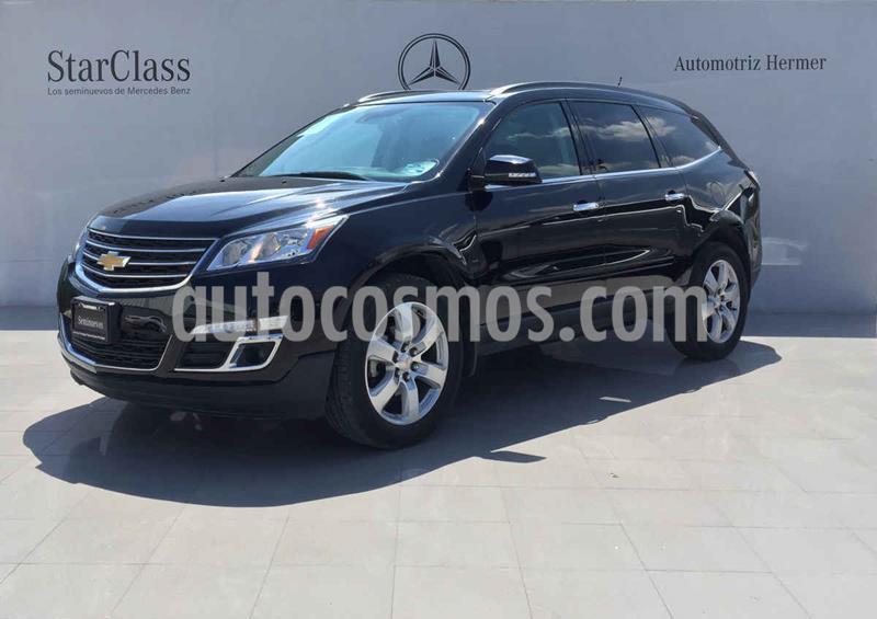 Chevrolet Traverse LT 7 Pasajeros usado (2017) color Negro precio $379,900