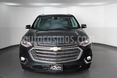 Chevrolet Traverse Paq C usado (2019) color Gris precio $569,000
