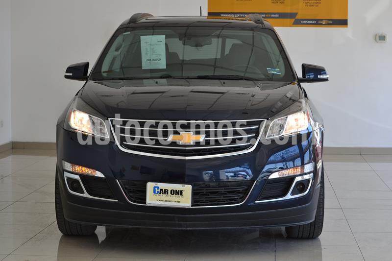 Chevrolet Traverse LT usado (2017) color Azul precio $385,000