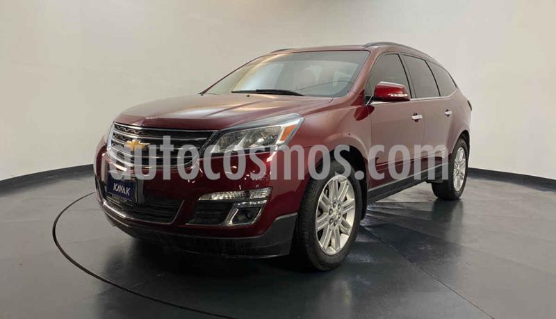 Chevrolet Traverse LT 7 Pasajeros usado (2014) color Rojo precio $289,999