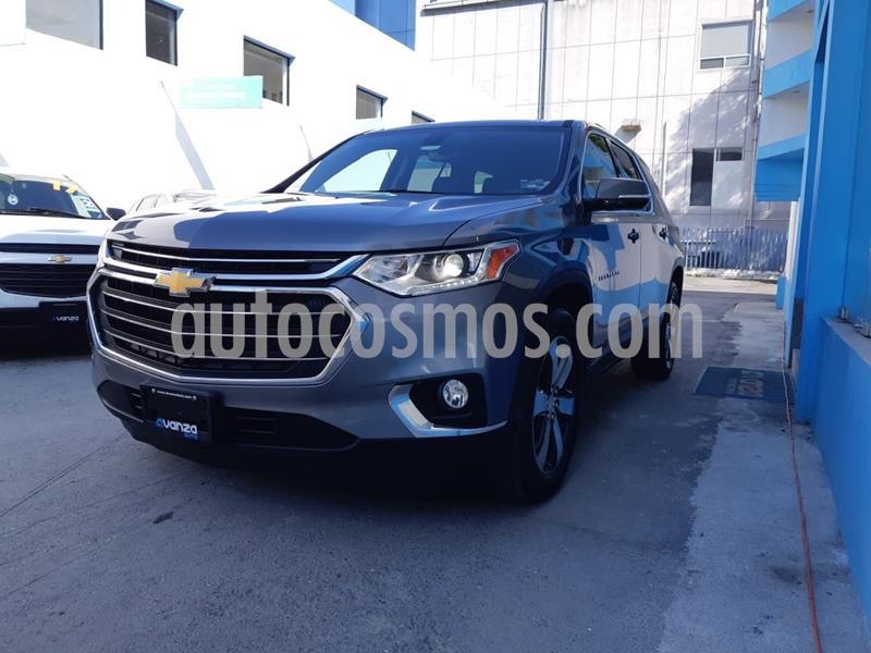 Chevrolet Traverse LT Piel usado (2019) color Granito precio $649,000