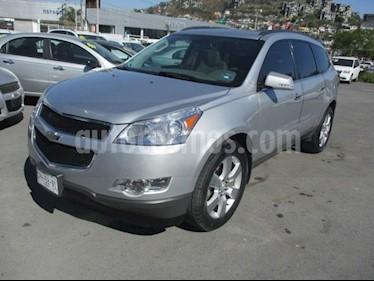 Chevrolet Traverse Paq C usado (2012) color Plata precio $199,000