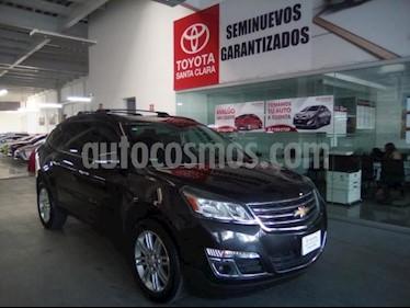 Chevrolet Traverse 5P LT V6/3.6 AUT 7/PAS usado (2015) color Negro precio $295,000