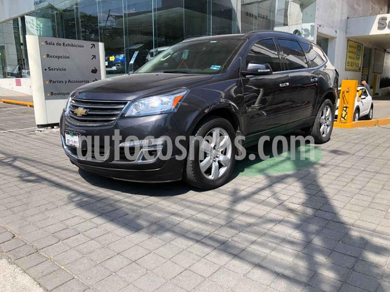 Chevrolet Traverse LT 7 Pasajeros usado (2016) color Gris precio $355,000