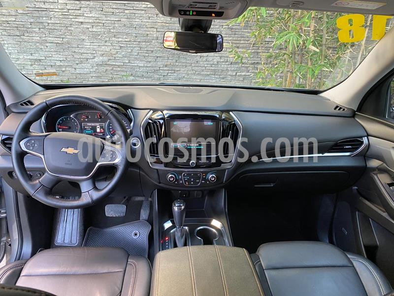 Chevrolet Traverse LT usado (2018) color Gris precio $589,000