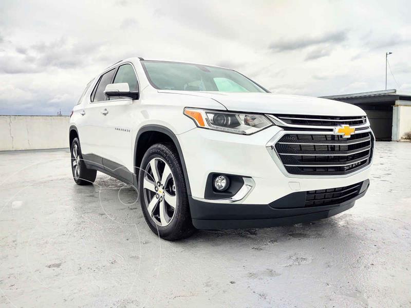 Chevrolet Traverse LT 7 Pasajeros nuevo color Blanco precio $981,900