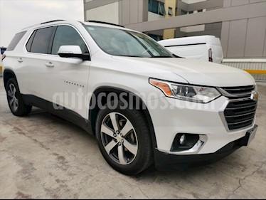 Chevrolet Traverse LT usado (2018) color Blanco precio $560,000