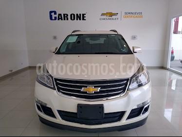 Chevrolet Traverse LT 8 Pasajeros usado (2013) color Blanco precio $264,000