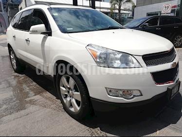Chevrolet Traverse Paq C usado (2012) color Blanco precio $185,000