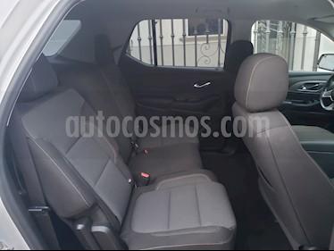 Chevrolet Traverse LS usado (2018) color Blanco Platinado precio $500,000