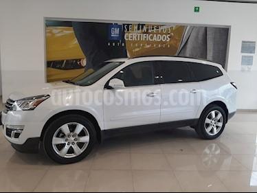 Chevrolet Traverse LT 7 Pasajeros usado (2017) color Blanco precio $405,900