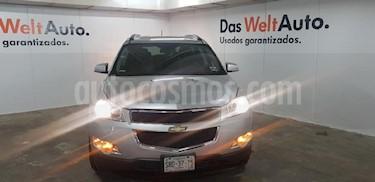 Foto venta Auto usado Chevrolet Traverse Paq B (2012) color Plata precio $245,000