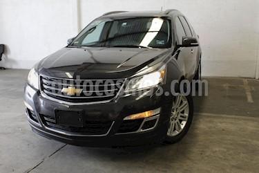 Foto venta Auto usado Chevrolet Traverse Paq B (2014) color Gris precio $260,000