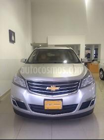 Foto venta Auto Seminuevo Chevrolet Traverse Paq B (2013) color Plata precio $315,000