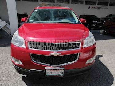 Foto venta Auto usado Chevrolet Traverse Paq B (2012) color Rojo precio $209,000