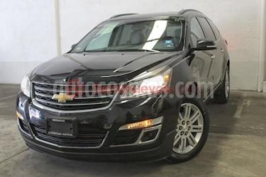 Foto venta Auto usado Chevrolet Traverse Paq B (2013) color Negro precio $280,000