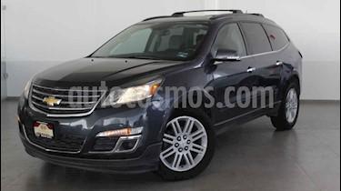 Foto venta Auto usado Chevrolet Traverse Paq B (2014) color Gris precio $280,000
