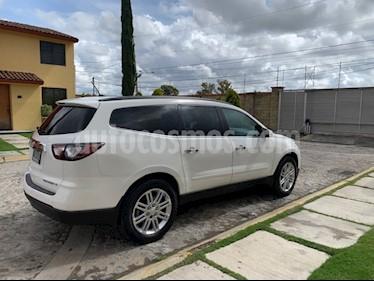 Chevrolet Traverse Paq B usado (2015) color Blanco precio $275,000