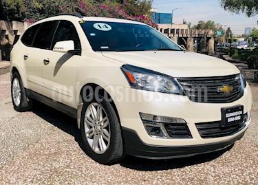 Foto venta Auto Seminuevo Chevrolet Traverse Paq C (2014) color Blanco precio $290,000