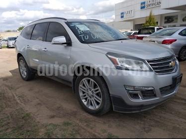 Foto venta Auto Seminuevo Chevrolet Traverse piel quemacocos,rines alumii (2015) color Plata precio $325,000