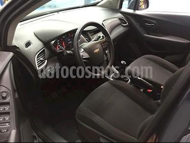 Foto venta Auto usado Chevrolet Trax 5p LS L4/1.8 Man (2018) color Azul Marino precio $245,000